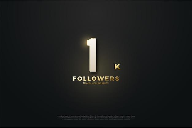 Dziękuję bardzo za 1000 obserwujących.