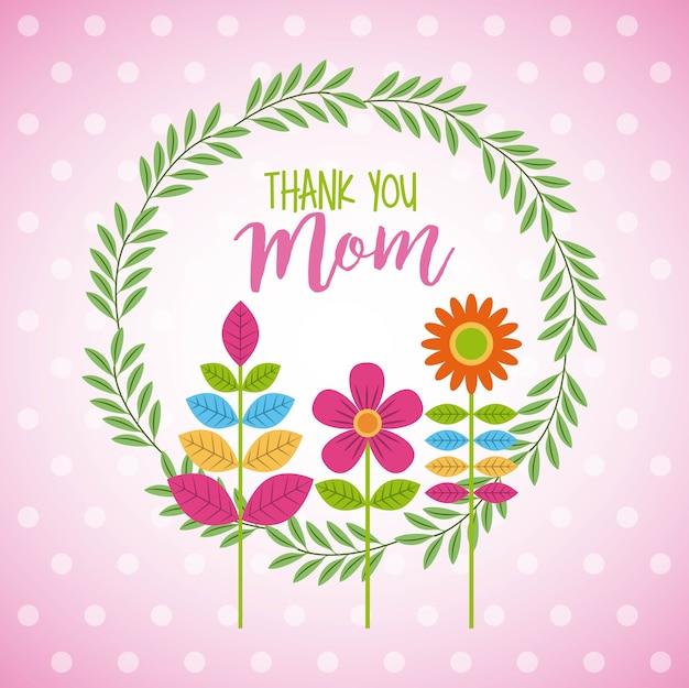 Dziękuję ci mamo