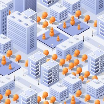 Dzielnica miasta megapolis
