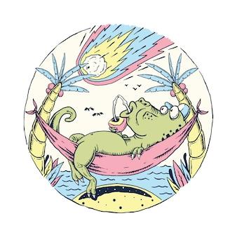 Dzień asteroidy dinozaurów zwierząt