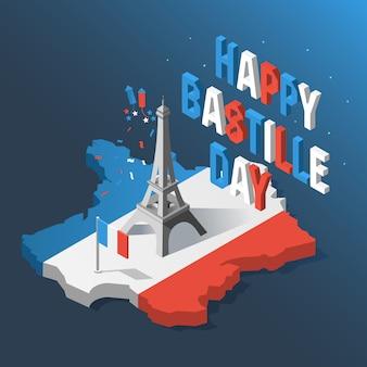 Dzień bastylii, dzień niepodległości francji, symbole.