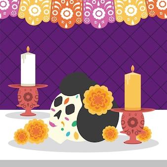Dzień czaszki zmarłych