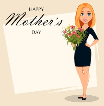 Dzień matki kartkę z życzeniami