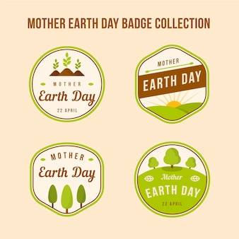 Dzień matki odznaka kolekcja