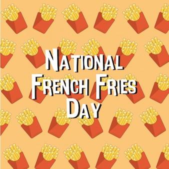 Dzień narodowych frytek