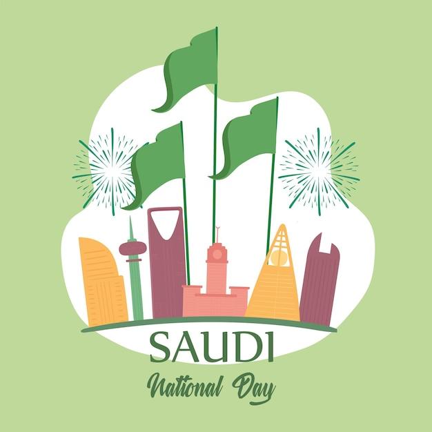 Dzień niepodległości arabii saudyjskiej