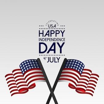 Dzień niepodległości stanów zjednoczonych 4 lipca