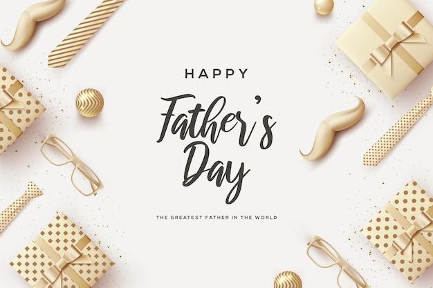 Dzień ojca jest luksusowy i prosty.