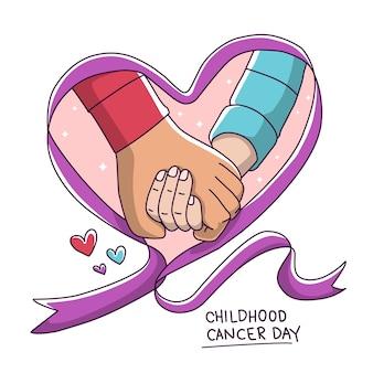 Dzień raka dzieciństwa