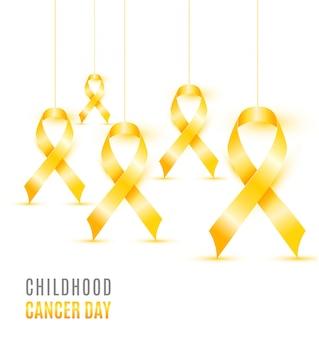 Dzień raka z dzieciństwem