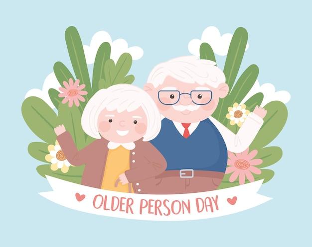 Dzień starszych ludzi