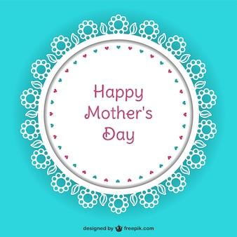 Dzień wektorowe matki