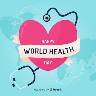 Dzień zdrowia szczęśliwego świata