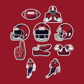 Dziesięć ikon futbolu amerykańskiego