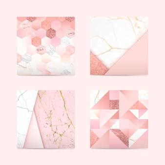 Dziewczęce różowe tło