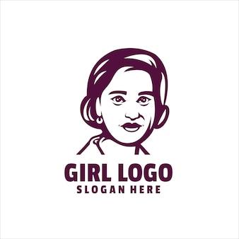 Dziewczyna logo