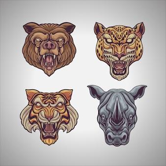 Dzikie zwierze