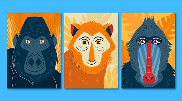 Dzikie zwierzęta obejmuje kolekcję