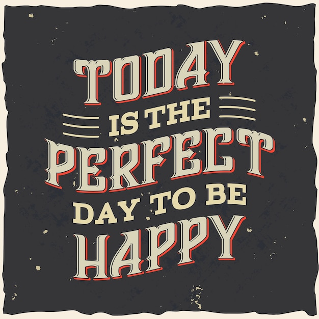 Dziś jest idealny dzień na szczęście