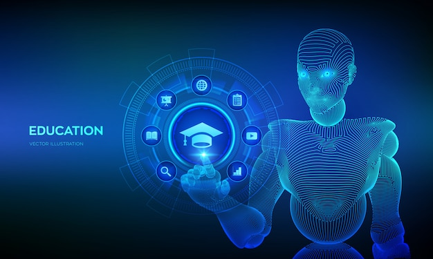 E-learning online, seminarium internetowe, wiedza, szkolenia online.