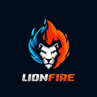 E-sport z logo lwa