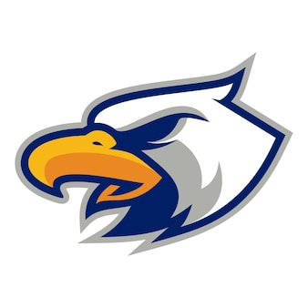 Eagles head sport