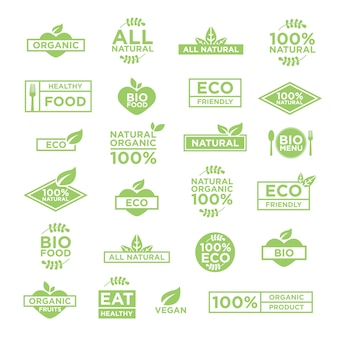 Eco loga szablon
