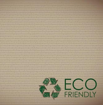 Eco ściana