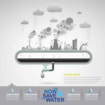 Eco start zapisz wodę