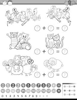Edukacja działalność matematyczna