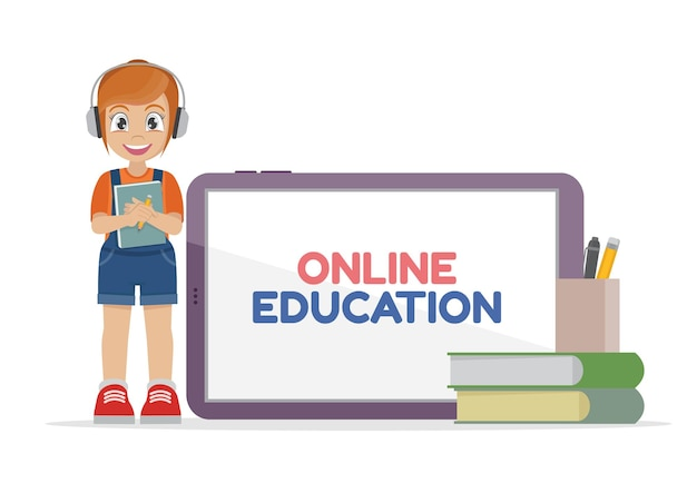 Edukacja na odległość edukacja online student edukacja online