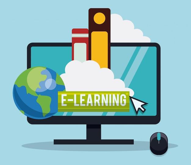 Edukacja online.
