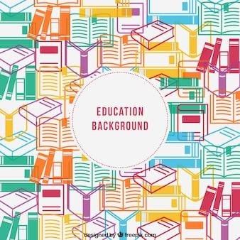 Edukacja w tle