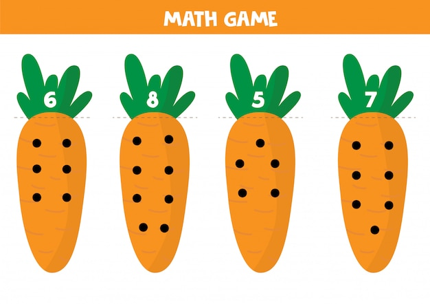 Edukacyjna gra matematyki dla dzieci