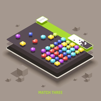 Edukacyjne gry mobilne dla dzieci w wieku przedszkolnym