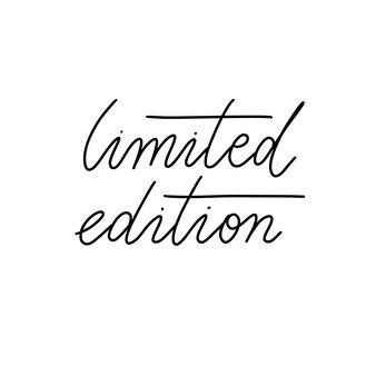 Edycja limitowana