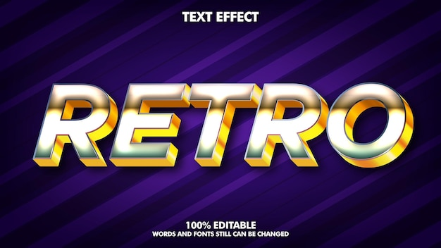 Edytowalne efekty tekstowe