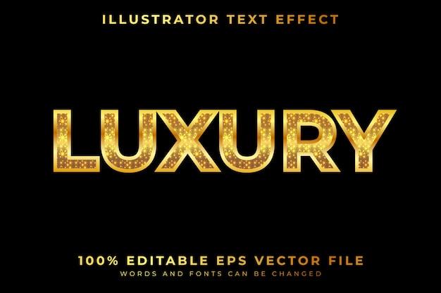 Edytowalny efekt stylu tekstu