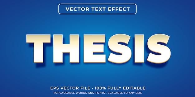 Edytowalny efekt tekstowy w stylu papierkowej roboty