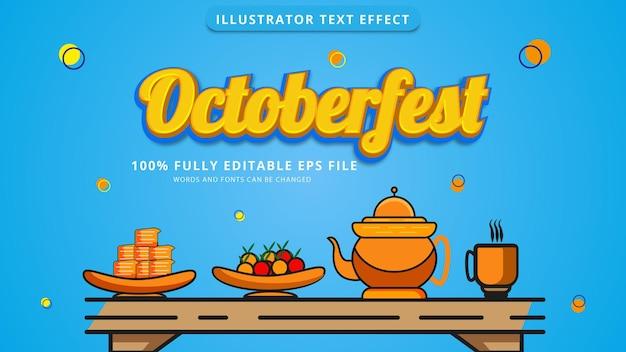 Edytowalny plik eps oktoberfest
