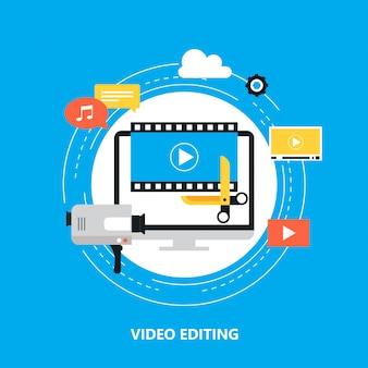 Edytowanie wideo