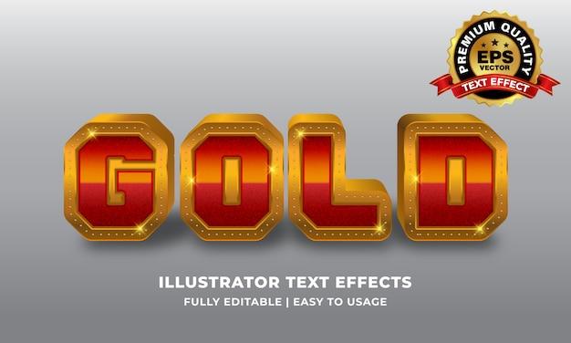 Efekt czerwonego złota