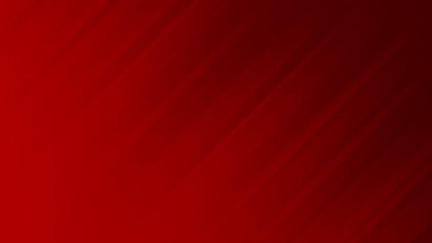 Efekt streszczenie cieniowane czerwone tło