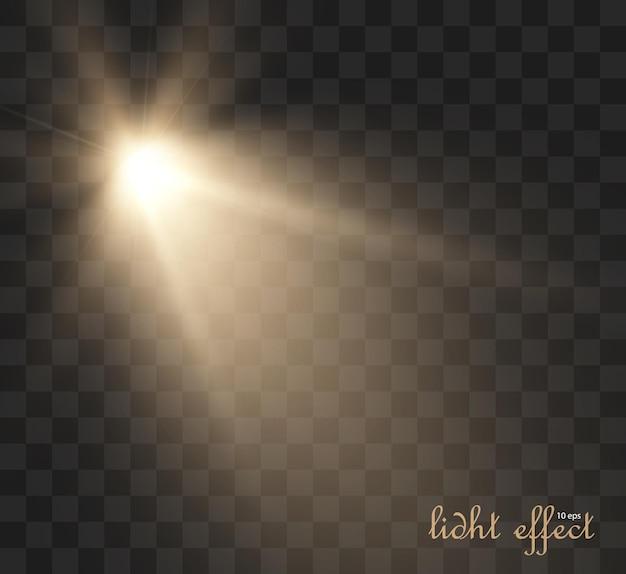 Efekt świetlny