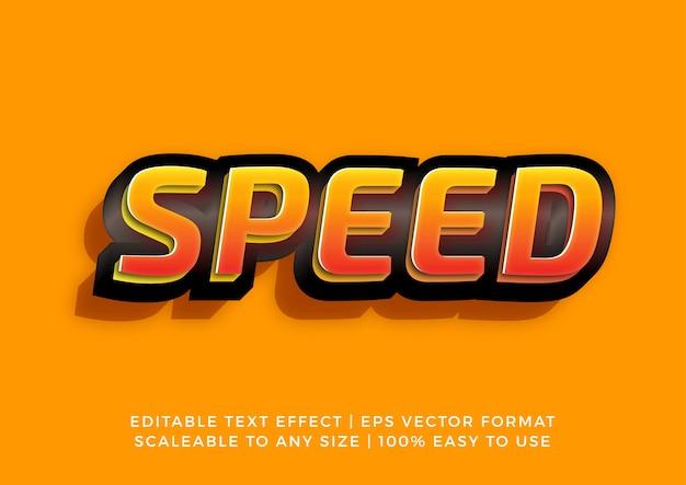 Efekt tekstowy 3d fun pogrubiony tytuł