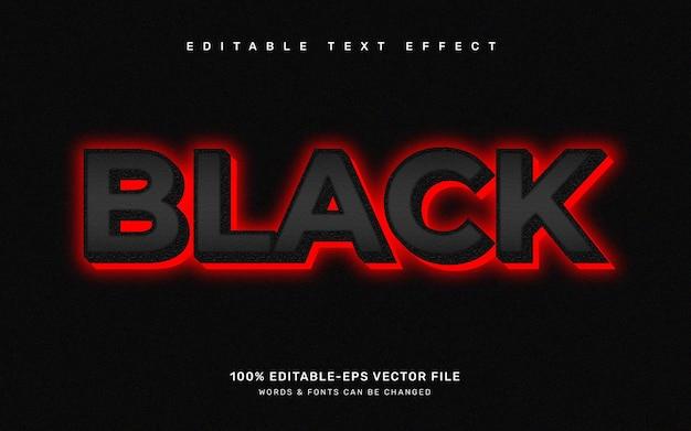 Efekt tekstowy miesiąca czarnej historii