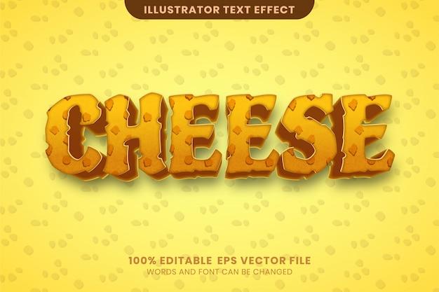 Efekt tekstowy sera