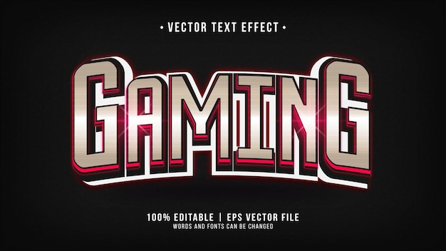 Efekt tekstowy w grach