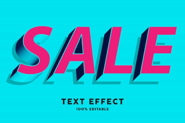Efekt tekstowy w stylu pop i czerwony i niebieski