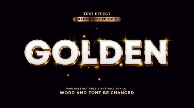 Efekt złotego stylu tekstu